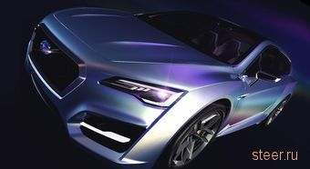 Subaru покажет в Токио концепт Advanced Tourer и WRX STI S206 (фото)