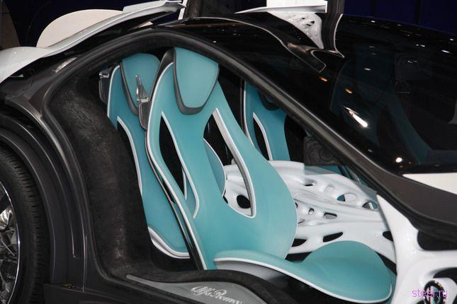 Alfa Romeo Pandion признан самым красивым автомобилем Женевы (фото)