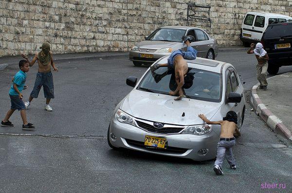 Палестинский Кармагеддон (фото и видео)