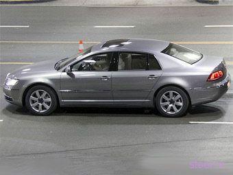 Новый VW Phaeton : шпионские фото