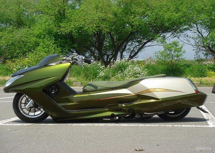 Японский тюнинг мотоциклов (фото)