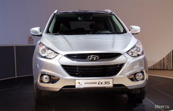 Представлен Новый Hyundai Tucson (фото)