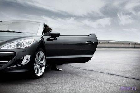 Peugeot RCZ: Спортивное купе дебютирует на автошоу во Франкфурте (фото)
