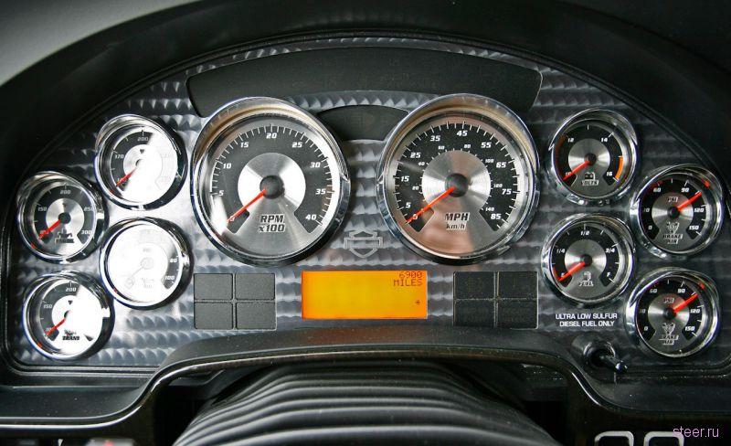 Тягач LoneStar Harley-Davidson, $155,000 (фото)