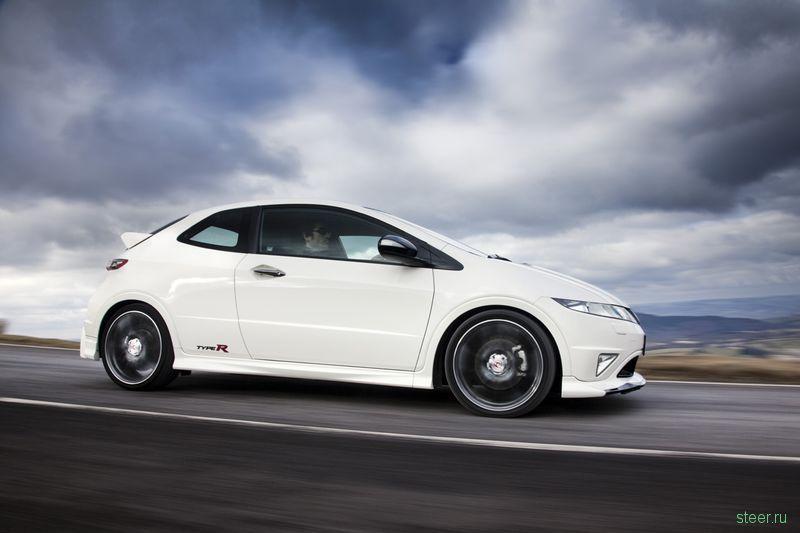 Honda Civic Type R Mugen : подарок фанатам (фото)