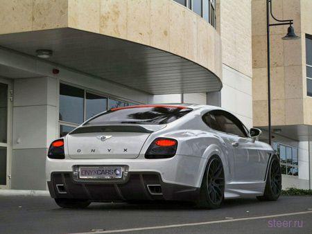 Onyx прокачал Bentley