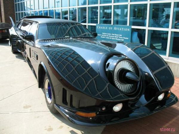 Лимузин для Бэтмена (фото)