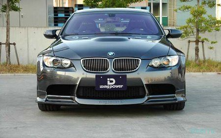 Купе BMW M3 от мануфактуры Iding Power