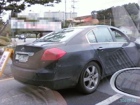 Таинственный Hyundai