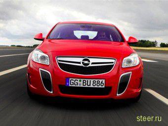 Insignia OPC Unlimited : свой самый быстрый Opel (фото)