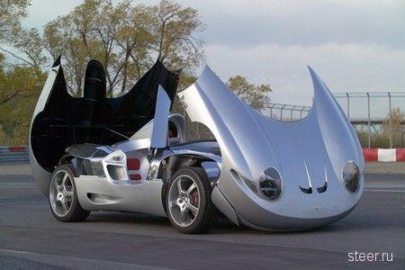 W3 Triposto - эксклюзивный спорткар на базе Porsche 911