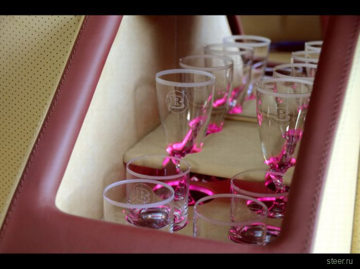 Brabus Mercedes-Benz Viano Lounge : роскошь и комфорт (фото)