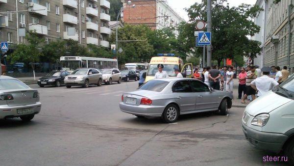 Снова Ростов, снова ДТП, снова Единая Россия? (фото)