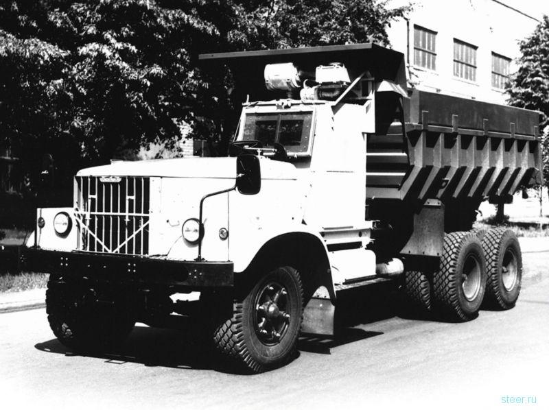 КРАЗ 256Б1-030 : Машина героев (фото)