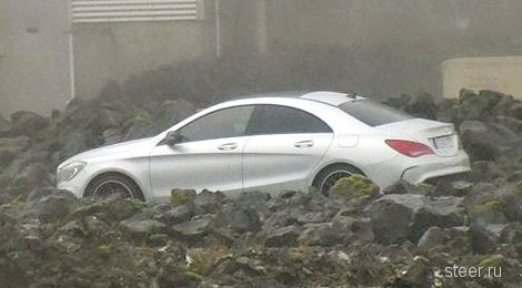 Фотошпионы засняли седан Mercedes-Benz A-Class