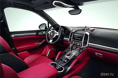 Марка Porsche представила самый мощный Cayenne