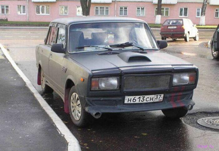 Тюнинг по-белорусски