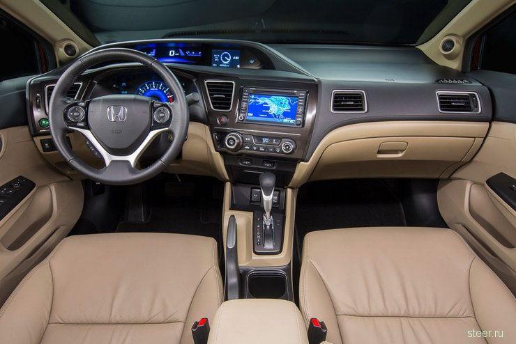 Honda Civic обновили раньше времени