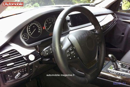 Новая BMW X5 засветилась на фото