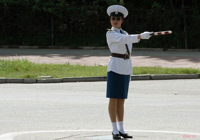 Девушки в униформе гаи фото