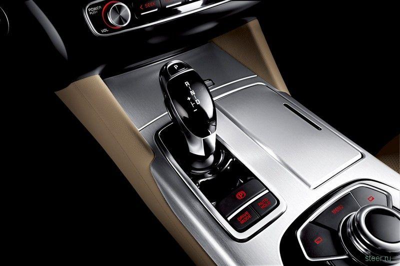 Kia начала продажи роскошного седана за 2 миллиона рублей