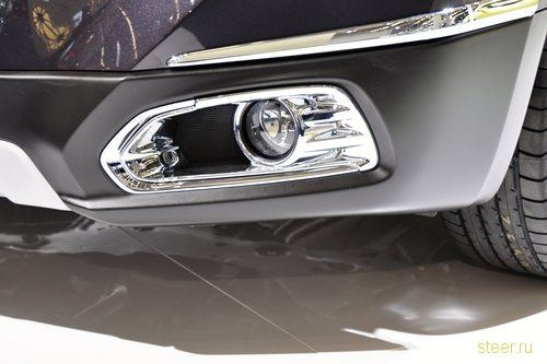 Новый Suzuki SX4 S-Cross: кроссовер на миллион рублей