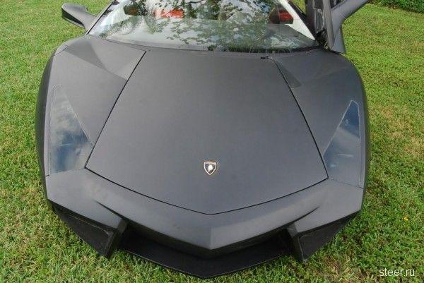 Cимпатичная реплика Lamborghini Reventon Roadster