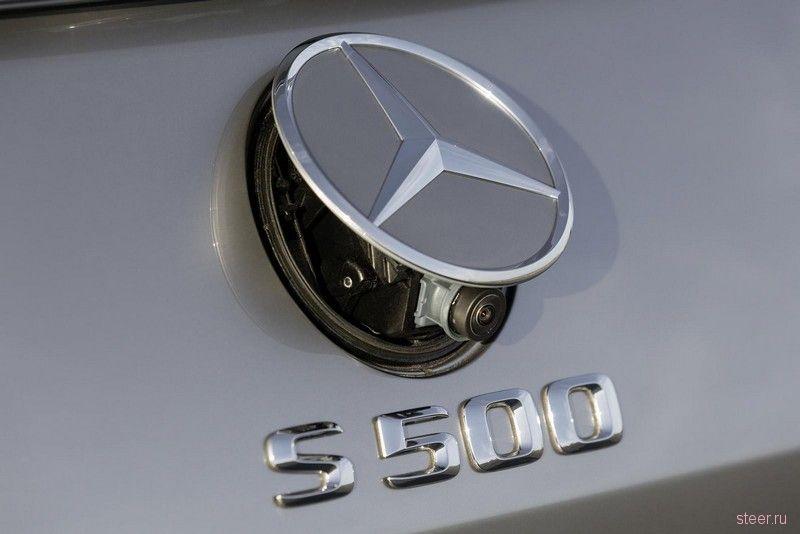 Mercedes-Benz показал новое купе S-Class