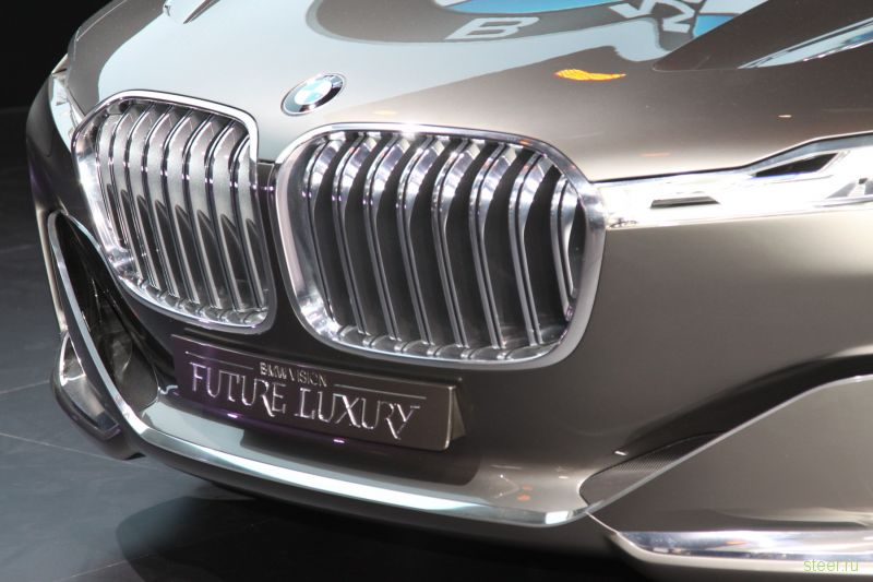 BMW 9 : концепт роскошного седана