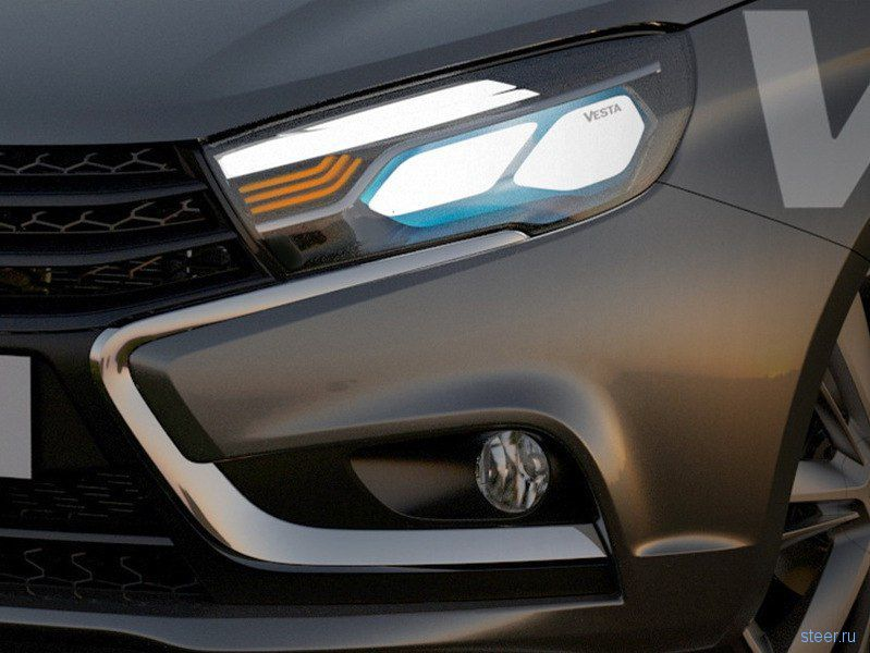 Lada Vesta и XRay2 рассекретили до премьеры
