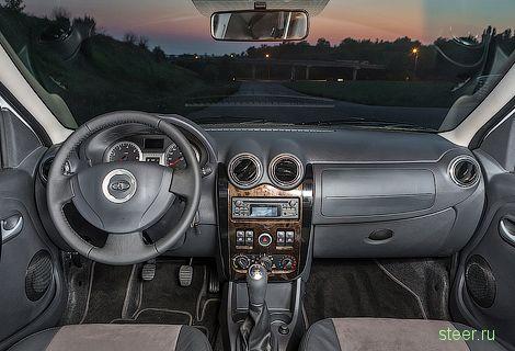 Lada Cross VIP: VIP-«Ларгус» за 650 тысяч
