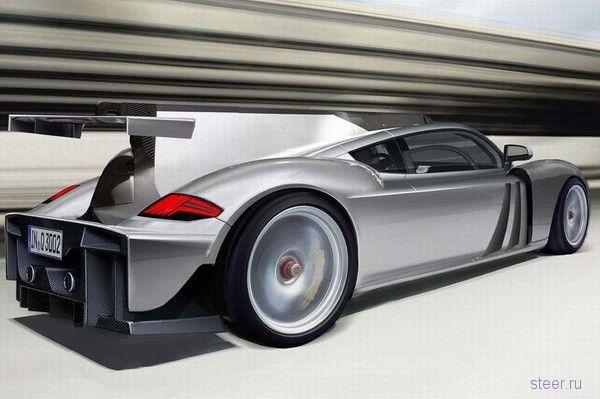 Гиперкар Audi R10 за $1 200 000