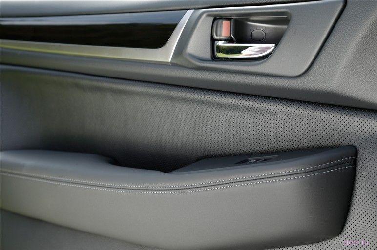 Представлено новое поколение Subaru Legacy Outback и Subaru Legacy B4