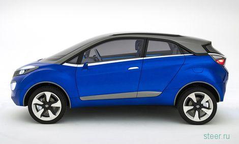Tata создаст «мини-Land Rover Evoque»