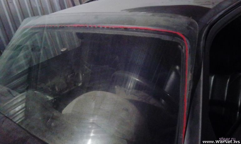 Уникальный тюнинг: масл кар на базе «Волги» ГАЗ 3102 2004 года