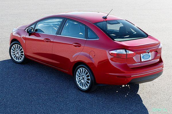 Ford Fiesta станет конкурентом Hyundai Solaris