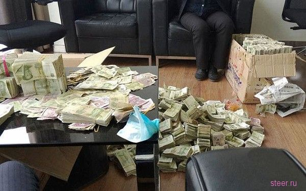 100 кг денег за BMW 730Li