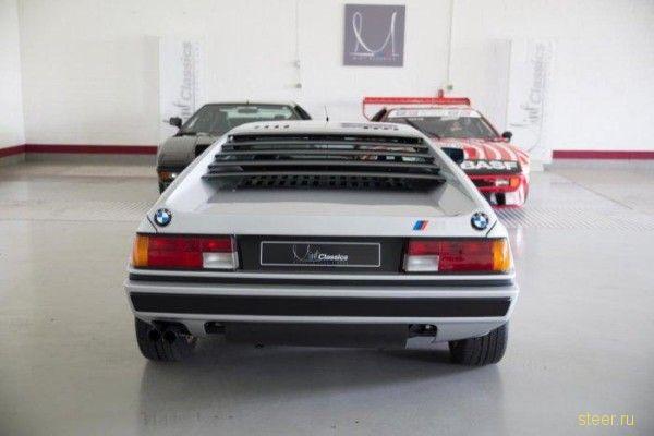 BMW M1 1981 года продают за $965000
