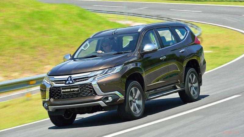 Официально представлен новый Mitsubishi Pajero Sport