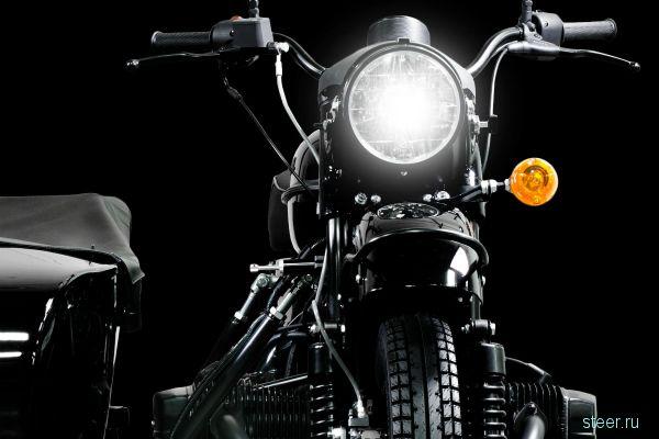 «Урал» Dark Force Limited Edition : мотоцикл для Дарта Вейдера