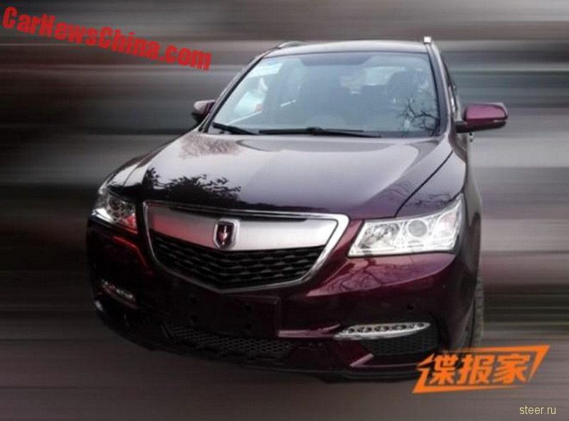 Jinbei MS: клон Acura MDX за $15 200