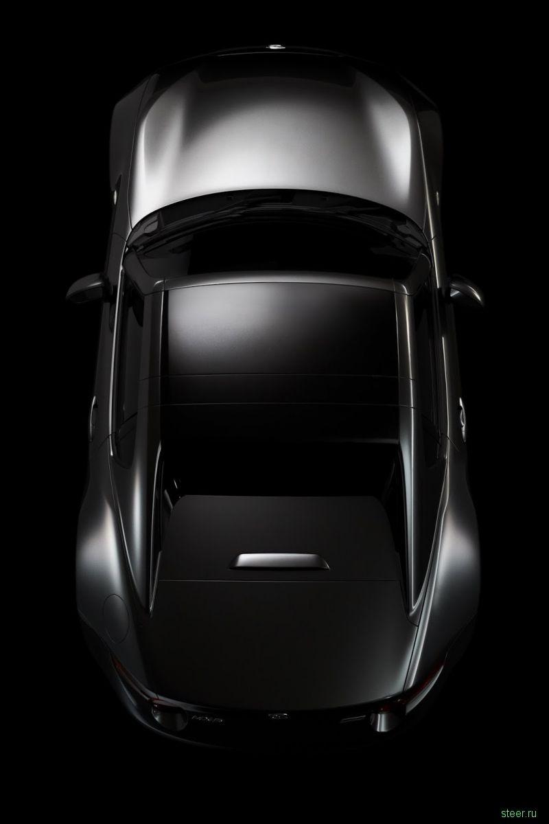 Представлена новая Mazda MX-5