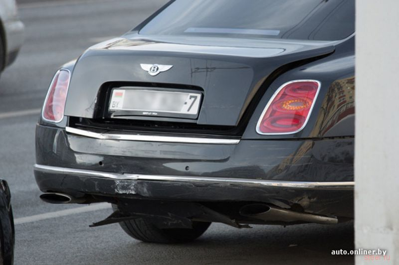 Догнал Bentley на 23 000 евро