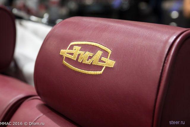ЗИЛ-410441: кабриолет 2016 года