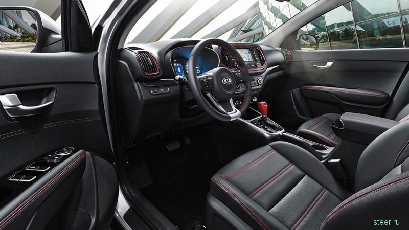 Kia представила обновленный китайский аналог Hyundai Creta
