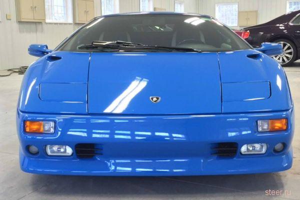 Lamborghini Diablo Дональда Трампа продали за 460 тысяч долларов