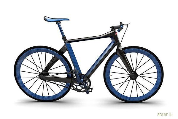 Велосипед Bugatti за 39 тысяч долларов