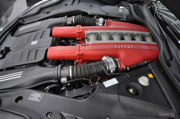 Редкий Ferrari F12 Berlinetta продается за $735,000