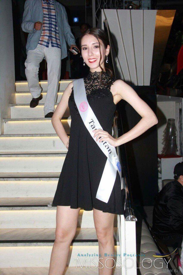 Экономист КАМАЗа завоевала титул на международном конкурсе красоты