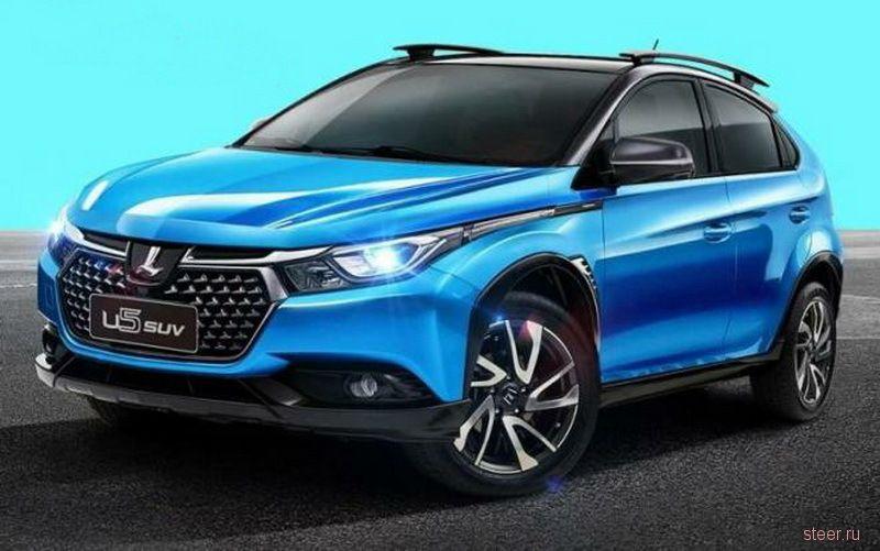 Luxgen U5 SUV : премиум-кроссовер за $12 000